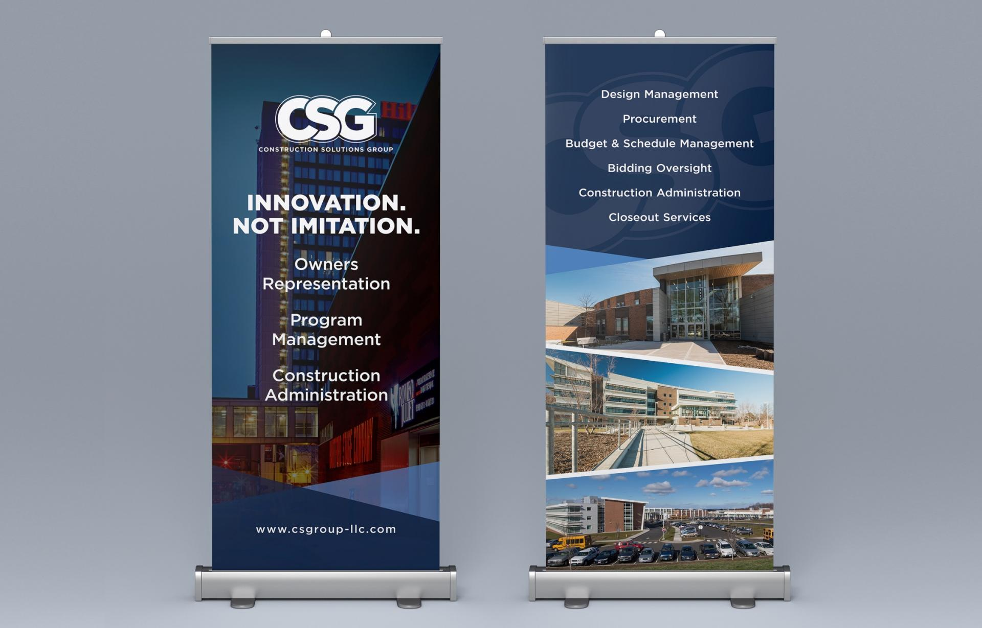Csg – Display Banners